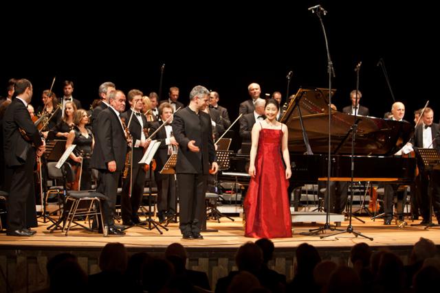 November 13, 2010 Munich Residenz Cuvillies-Theater